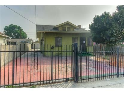 824 S Hicks Avenue Los Angeles, CA MLS# OC18259702