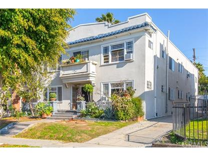 1256 S Plymouth Boulevard Los Angeles, CA MLS# OC19034175