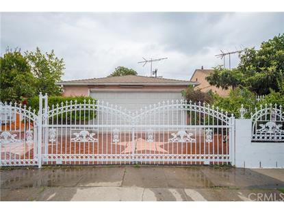 2228 S Genesee Avenue Los Angeles, CA MLS# PW18113175