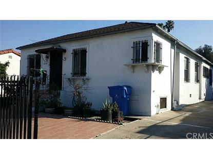 1278 S Muirfield Road Los Angeles, CA MLS# PW18115447