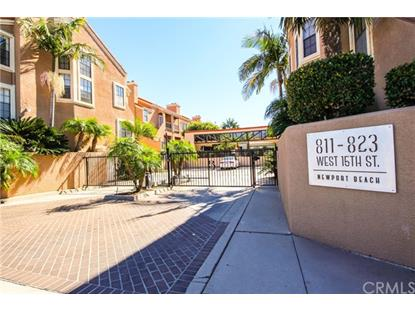 819 W 15th Street Newport Beach, CA MLS# PW18251557