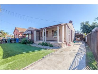 2120 E 120th Street Los Angeles, CA MLS# PW18288125