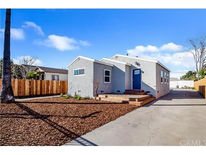 10515 Juniper Street Los Angeles, CA MLS# PW19000323