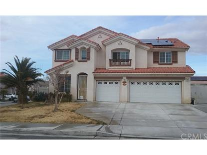 6323 Scalea Court Palmdale, CA MLS# PW19010693
