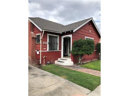 755 Fraser Avenue Los Angeles, CA MLS# PW19030723