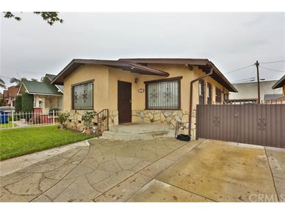 145 W 58th Place Los Angeles, CA MLS# PW19034317