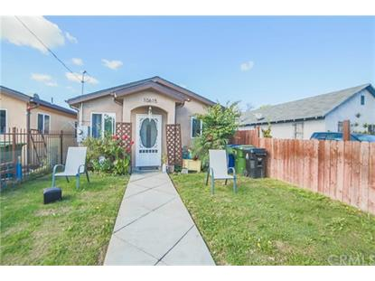 10615 Anzac Avenue Los Angeles, CA MLS# PW19140594