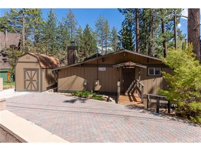 599 Sahuaro Way Big Bear, CA MLS# PW19147269