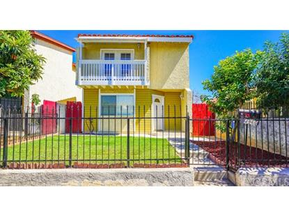 4960 Monte Vista Street Los Angeles, CA MLS# PW19172021