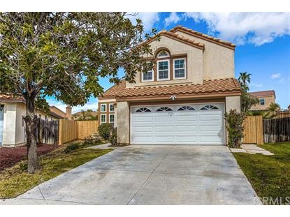 25140 Graylag Circle Moreno Valley, CA MLS# PW20063796
