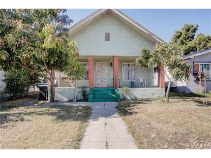 1315 E 42nd Place Los Angeles, CA MLS# PW20097617