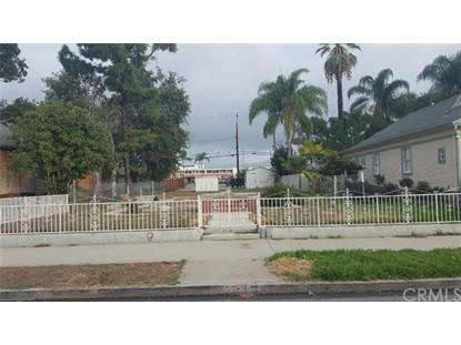 135 W Center Street Covina, CA MLS# RS15228176
