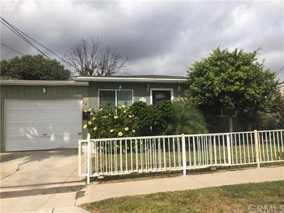 1033 W 121st Street Los Angeles, CA MLS# RS18255017