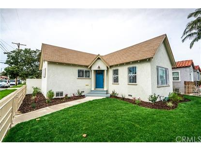 2501 W 65th Place Los Angeles, CA MLS# RS19011605