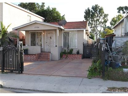 1736 E 106th Street Los Angeles, CA MLS# RS19029549