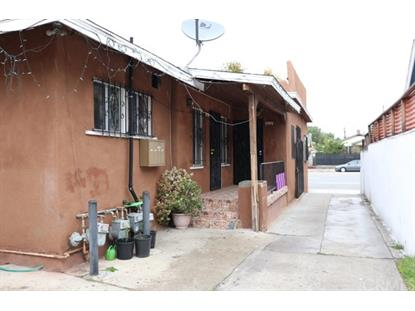 1112 W Florence Avenue Los Angeles, CA MLS# RS19038218