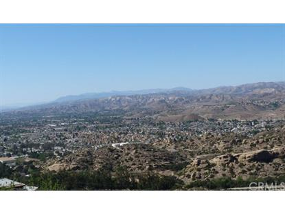 0 Live Oak Trail  Simi Valley, CA MLS# SB17024155