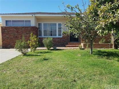 4619 W 149th Street Lawndale, CA MLS# SB17136592
