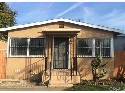 855 E 104th Street Los Angeles, CA MLS# SB19011060