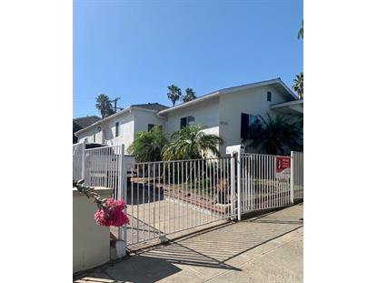 2501 West Boulevard Los Angeles, CA MLS# SB20136211