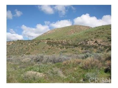 0 Vac/Antium Road Drt /Vic Pinon  Acton, CA MLS# SR16726398