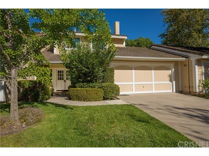 2972 Shadow Brook Lane Westlake Village, CA MLS# SR17147852
