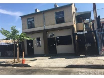 7014 S Vermont Avenue Los Angeles, CA MLS# SR18169594