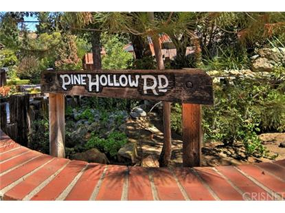 4116 Pine Hollow Road Calabasas, CA MLS# SR18219805