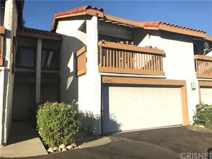 20963 Judah Lane Newhall, CA MLS# SR18226699