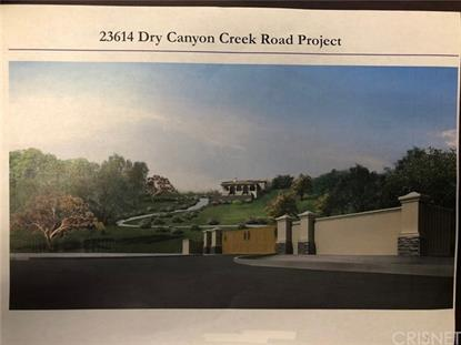 23614 Dry Cold Creek  Calabasas, CA MLS# SR18246861