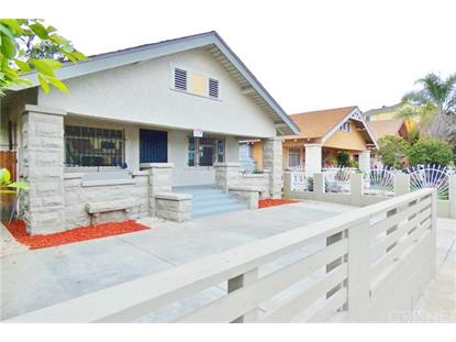 232 W 52nd Street Los Angeles, CA MLS# SR18289148