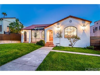 1324 Keniston Avenue Los Angeles, CA MLS# SR18295989