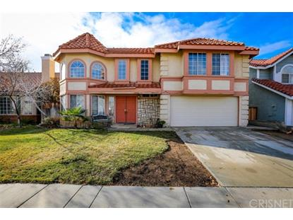 1910 Spanish Broom Drive Palmdale, CA MLS# SR19011167