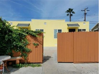 9325 S Vermont Avenue Los Angeles, CA MLS# SR19011585