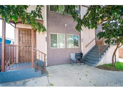 146 E 89th Street Los Angeles, CA MLS# SR19026571