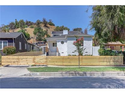 2811 Vaquero Avenue Los Angeles, CA MLS# SR19030068