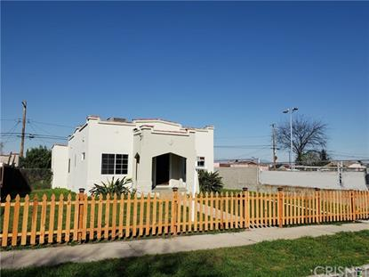 2123 W 74th Street  Los Angeles, CA MLS# SR19032087