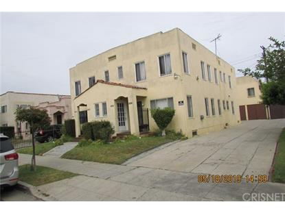 1400 S Bronson Avenue Los Angeles, CA MLS# SR19119654