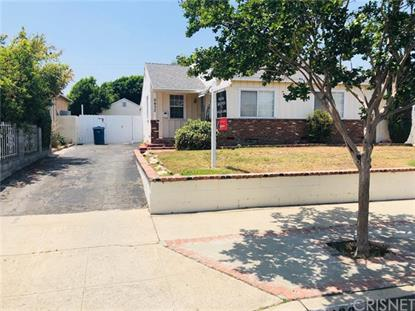 6433 Gentry Avenue North Hollywood, CA MLS# SR19136911