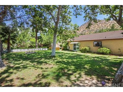 33504 Listie Avenue Acton, CA MLS# SR19141453