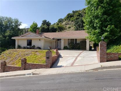 10905 Terecita Road Tujunga, CA MLS# SR19146874