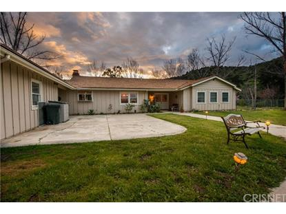 26615 Mountain Park Road Canyon Country, CA MLS# SR19196125