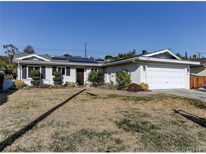 17919 Wellhaven Street Canyon Country, CA MLS# SR20004926