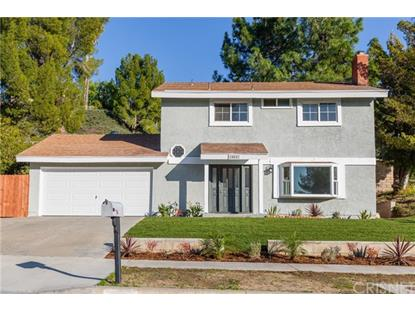 18657 Vicci Street Canyon Country, CA MLS# SR20008868