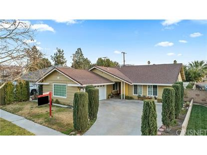 19508 Babington Street Canyon Country, CA MLS# SR20033703