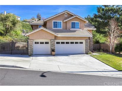 29584 Mammoth Lane Canyon Country, CA MLS# SR20036273