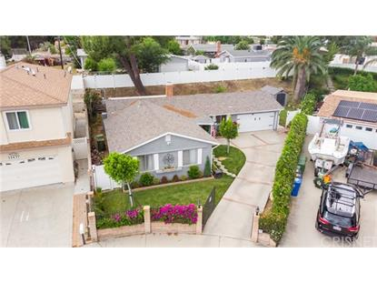 11445 Curry Avenue Granada Hills, CA MLS# SR20090020
