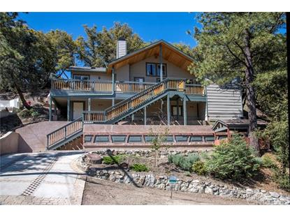 1609 Linden Drive Pine Mountain Club, CA MLS# SR20108286