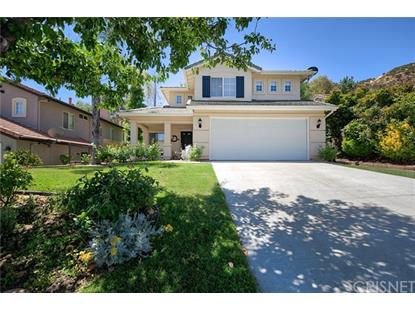 28042 Cascade Road Castaic, CA MLS# SR20113975