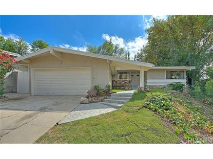 4853 Rosa Road Woodland Hills, CA MLS# SR20125833